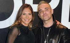 Robbie Williams y su mujer, padres 'subrogados'