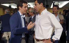 Andalucía asoma como el primer campo de pruebas para el liderazgo de Casado