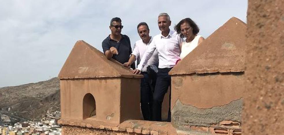 La productora de Wonder Woman dona 18.000 euros a la Alcazaba