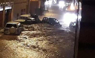 Atendidas una veintena de incidencias por las lluvias registradas esta noche en Beas de Segura