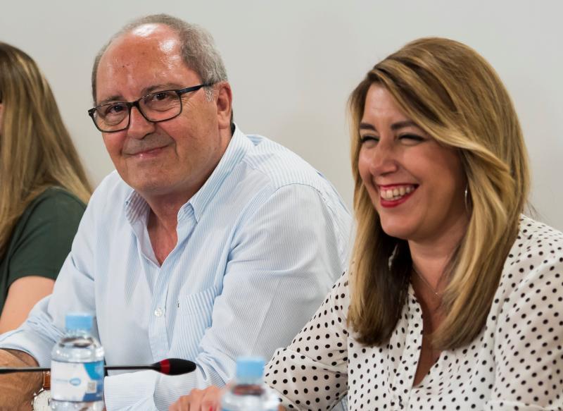 El PSOE se ve «fuerte, sólido y conectado a la sociedad» para afrontar las elecciones