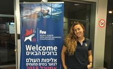 Marta Garzón, duodécima en el Mundial júnior de aguas abiertas