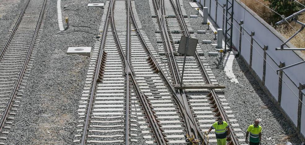 Fomento «considerará todos los estudios» para ubicar la estación de tren de Granada