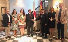 Francisco Reyes difundirá las bondades del aceite de oliva en Japón