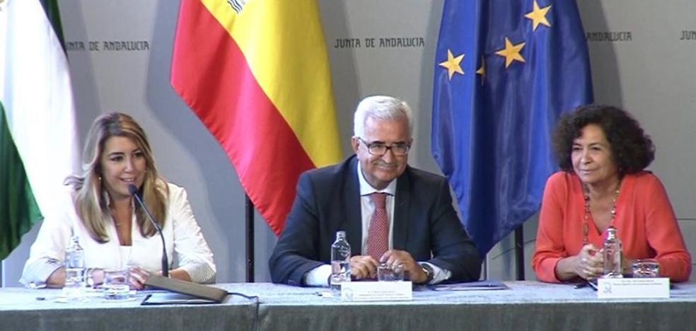 Junta y UGR firman un convenio para identificar a las víctimas de la Guerra Civil y los niños desaparecidos y dados en adopción