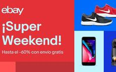 'Superweekend' de Ebay: 4 ofertas que todavía puedes aprovechar
