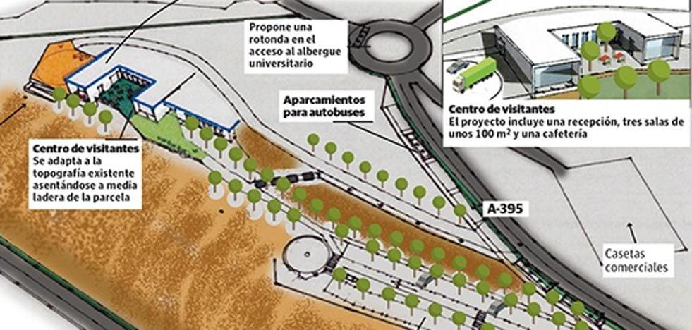 El centro de visitantes de la Hoya de la Mora divide a Monachil