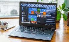 Portátil Lenovo ThinkPad desde 100 euros, en 12 meses sin intereses: te ahorras 175€