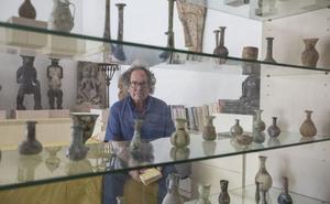 El museo del pintor Brazam tendrá que esperar para instalarse en el Albayzín