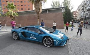 Los coches más espectaculares del planeta se lucen en Granada