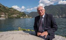 Borrell prefiere que los líderes soberanistas presos estén libres
