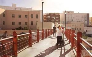 Las obras para el puente de Pescadería llegarán tras cuatro años de lucha vecinal