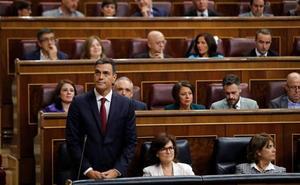 Sánchez, sobre Montón: «El Gobierno eligió la ejemplaridad, a otros les cuesta»