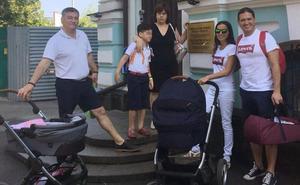 Los bebés de gestación subrogada son inscritos como españoles en Kiev