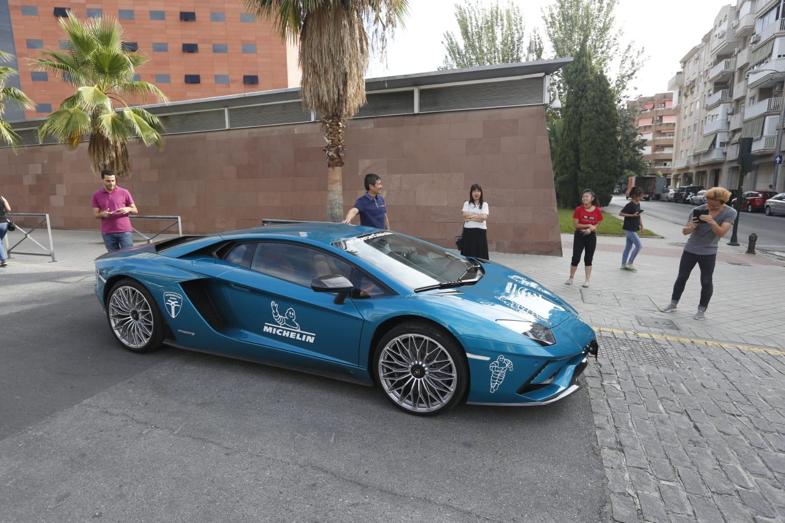 El Supercars Club Arabia hace una parada en Granada