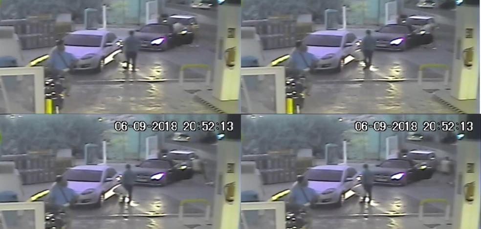Condenado a 40 días de trabajos en beneficio de la comunidad por agredir a su ex en una gasolinera