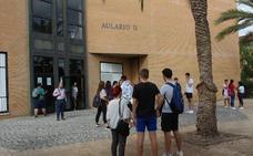 Las carreras punteras cuelgan el cartel de 'completo' en la Universidad de Almería