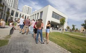 La Universidad de Granada recibe a más de 8.000 nuevos alumnos