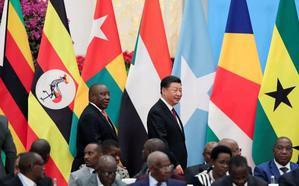 ¿Qué hay detrás de la 'colonización' de África por parte de China?