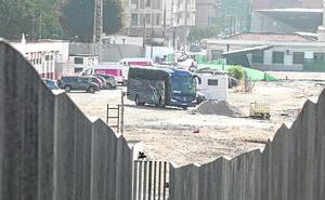 Renegocian el contrato del aparcamiento de Andaluces para no demorar más las obras