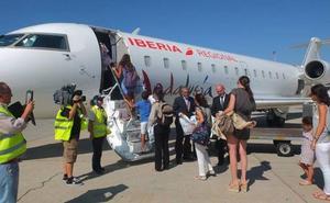 El Alquián arriesga el millón de viajeros al caer en pasajeros un 3,7% hasta agosto