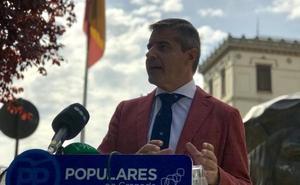 El PP de Granada apoyará los presupuestos municipales de 2019 si no suben «ni un solo euro» los impuestos directos