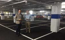 El aparcamiento de San Francisco reabre tras su remodelación