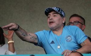 Amazon apuesta por una serie de Maradona