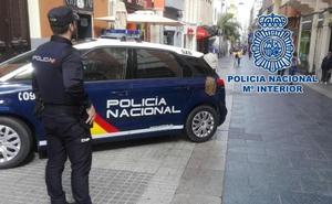 Detenido por intentar robar un carro de la compra lleno en un supermercado de Granada