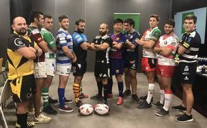 Un «rugby imparable» vuelve con el gran derbi vallisoletano