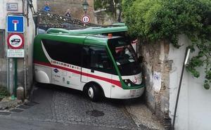 El Ayuntamiento de Granada presentará otro expediente si la empresa del tren turístico no responde en 15 días
