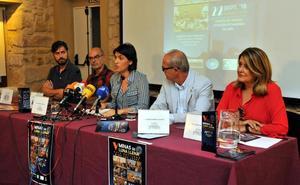Una nueva ruta nocturna 'Minas de Luna llena' acabará en Los Lores