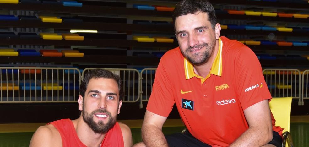 España inaugura en Kiev la segunda fase al Mundial