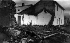 Los terremotos históricos en Granada