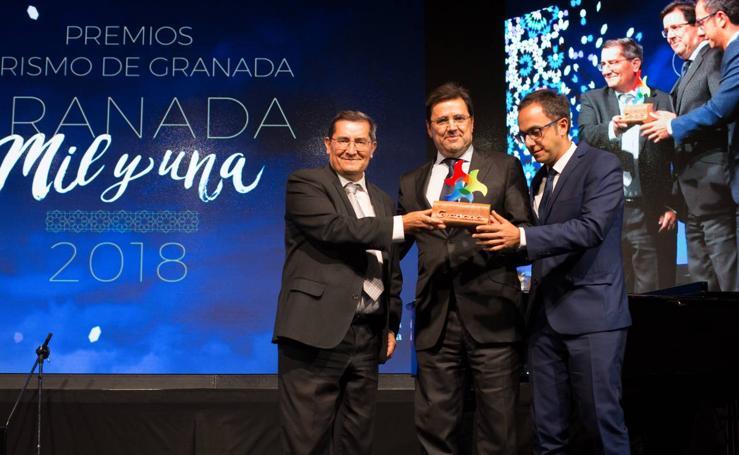 La Diputación entrega sus premios de Turismo