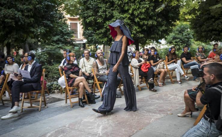 La moda toma el centro de Granada