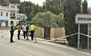La Guardia Civil investiga la muerte a puñaladas del vecino de una pedanía de Órgiva