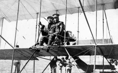 El vuelo sin retorno de Emilio Herrera