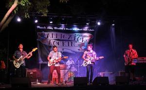 El 'Alligator Rockin' se traslada a la caseta Jaén Arena por las lluvias