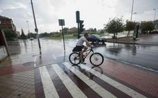 Aviso amarillo este viernes por lluvias y tormentas en la provincia de Granada