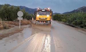 Aviso amarillo este viernes por lluvias y tormentas en la provincia de Jaén
