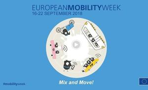 ¿Qué actividades van a realizarse en Granada por la Semana Europea de la Movilidad?