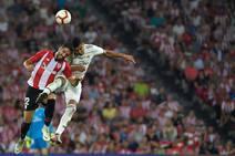 Las mejores imágenes del Athletic Club-Real Madrid
