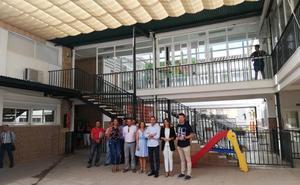 Más de 130.000 euros en la mejora de la climatización del CEIP 'Jaén'