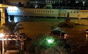 El 112 gestiona 40 incidencias por la lluvia en la provincia de Almería