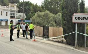 Detienen a una persona por su presunta implicación en la muerte de un vecino de Órgiva