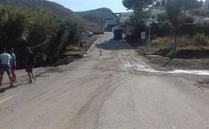 La Diputación mantiene activo el dispositivo especial ante la previsión de lluvias en la provincia