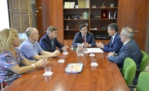 La Junta pide la licencia que acabará con la dispersión de juzgados en la ciudad