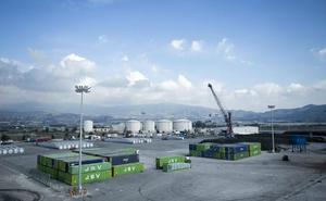 El puerto de Motril, a la cabeza del país en la subida del tránsito de mercancías