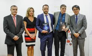 Frías gana con 'El cielo sin estrellas' el X Certamen Ciudad de Almería